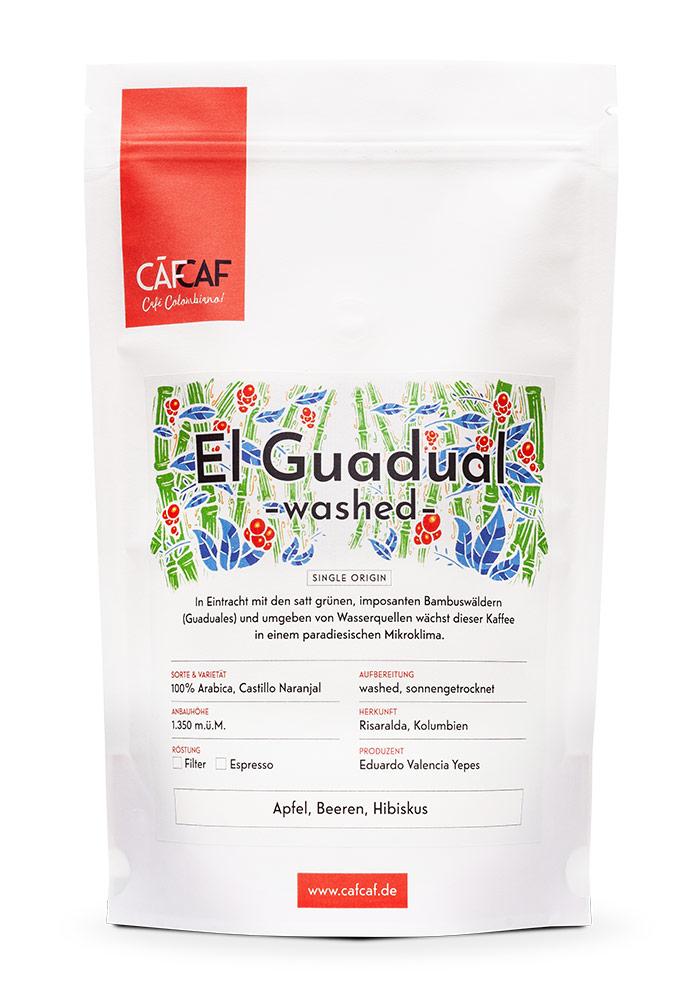 CafCaf Kaffee El Guadual Washed