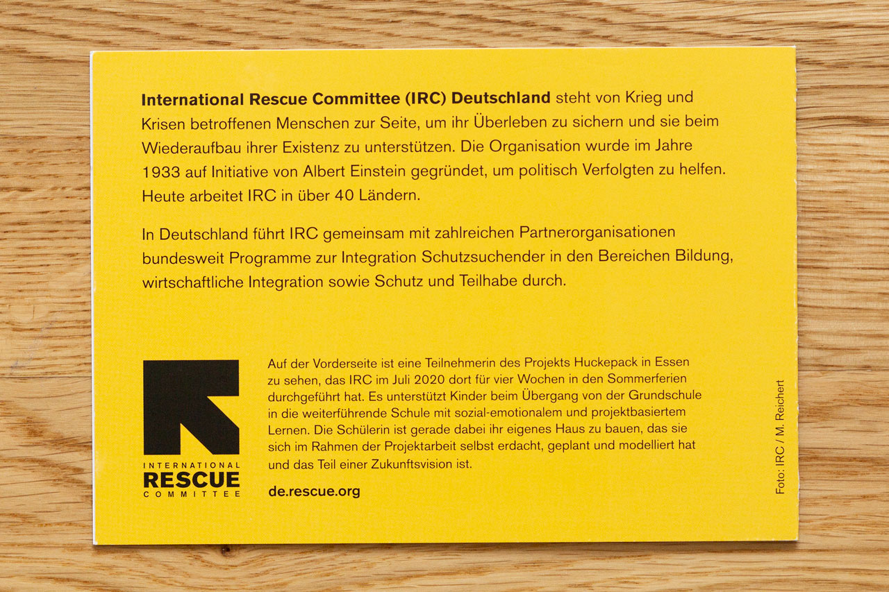 International Rescue Committee IRC Deutschland