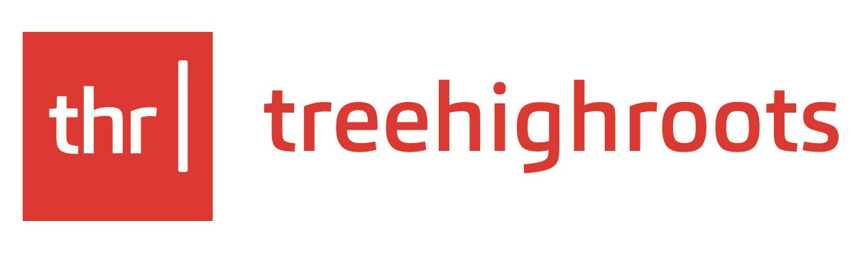 treehighroots WordPress Programmierung Logo Redesign