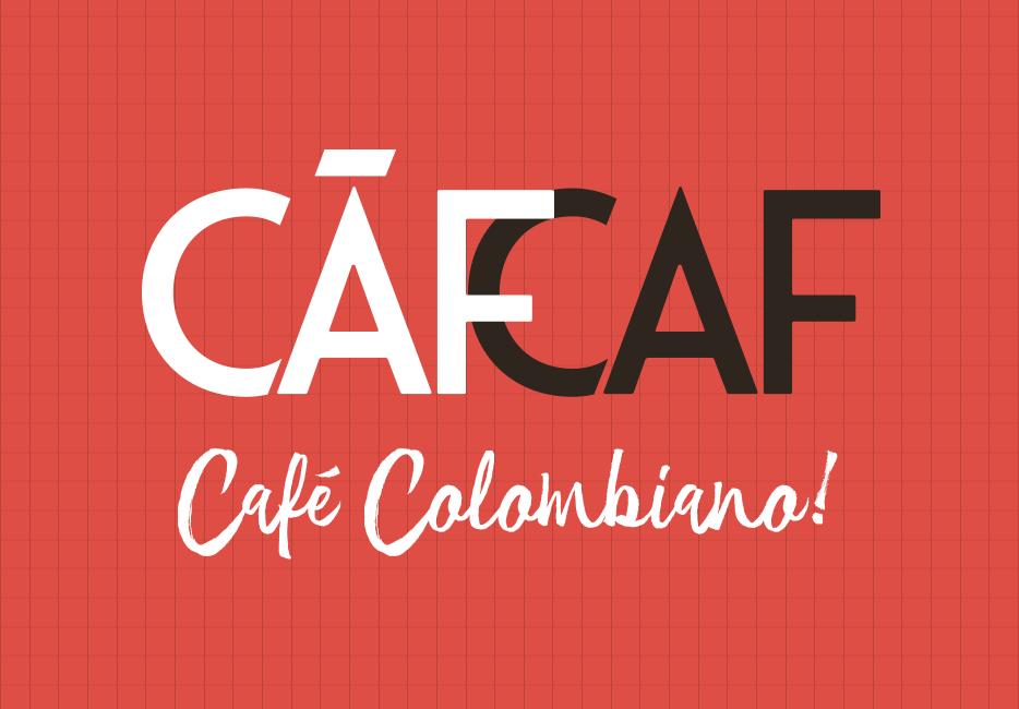 CafCaf Kaffee Blog und Shop: Logodesign