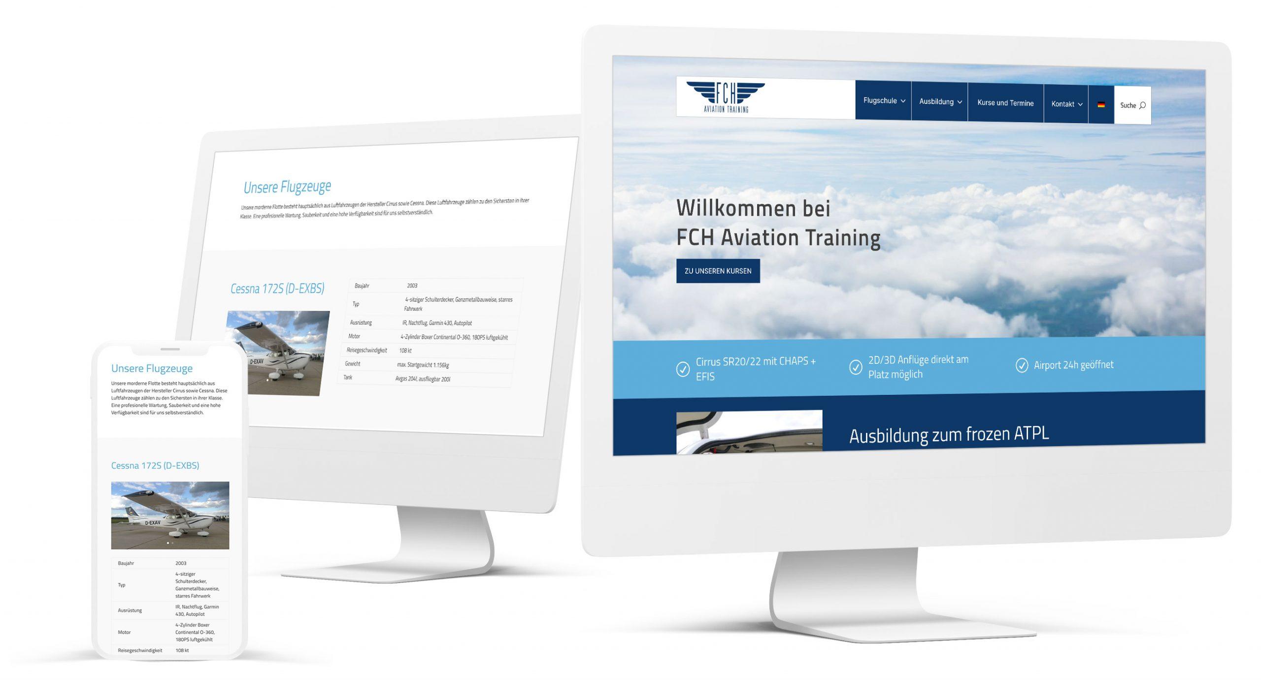 FCH Aviation Training Flugschule