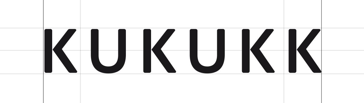 KUKUKK Logo, Schritt 2: Skalierung